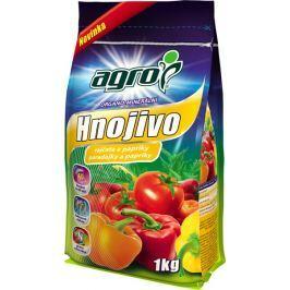 AGRO Organominerální hnojivo rajčata a papriky 1kg