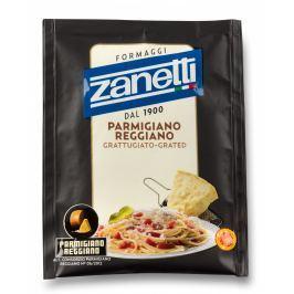 Zanetti Parmigiano Reggiano DOP strouhaný
