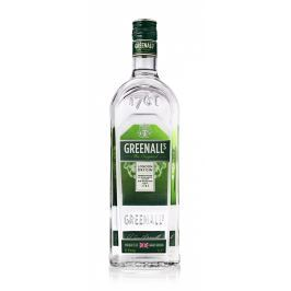 Greenall's London Dry Gin 40%
