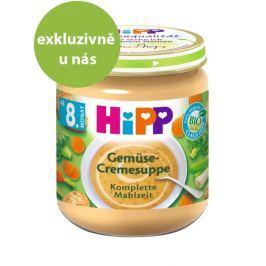 Hipp BIO Krémová polévka zeleninová
