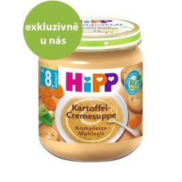 Hipp BIO Krémová polévka bramborová se zeleninou