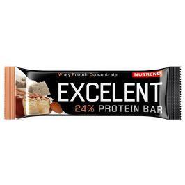 Nutrend EXCELENT protein bar, marcipán s mandlemi