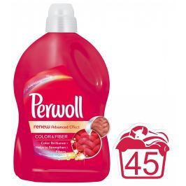 Perwoll Color Renew Advanced Effect prací prostředek (2,7l)