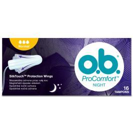 o.b. ProComfort tampony night normal 16ks