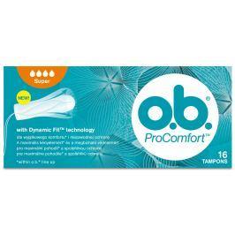o.b. ProComfort tampony super 16ks