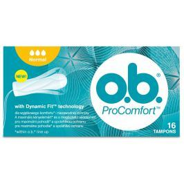 o.b. ProComfort tampony normal tampony 16ks