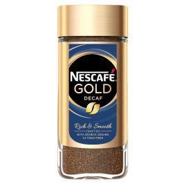 Nescafe Gold bez kofeinu