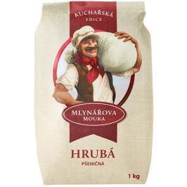 Mlynářova Mouka pšeničná hrubá 1kg