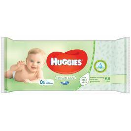 Huggies Natural Single dětské vlhčené ubrousky (56ks)