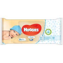 Huggies Pure Single dětské vlhčené ubrousky (56ks)