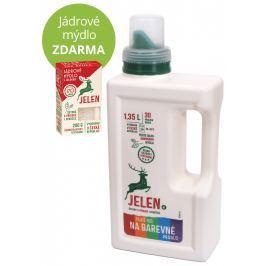 Jelen prací gel na barevné prádlo (1,35l)