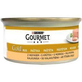 Gourmet Gold paštika s krůtou