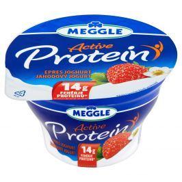 Meggle Active Protein jogurt jahodový