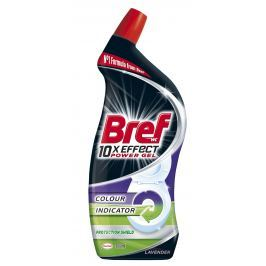 Bref 10xEffect Total Protection WC čistič