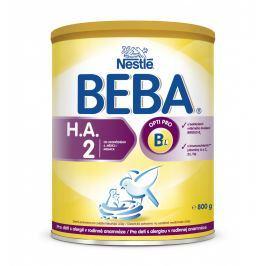 BEBA OPTIPRO HA 2 hypoalergenní dětské mléko