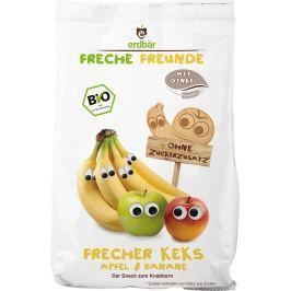 erdbär Freche Freunde Keksíky jablko a banán
