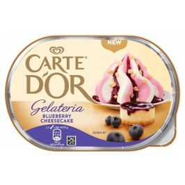 Carte d'Or Borůvková zmrzlina Blueberry Cheesecake
