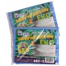 Vipor mikrotenové sáčky na potraviny EKO 20x30cm, 40ks