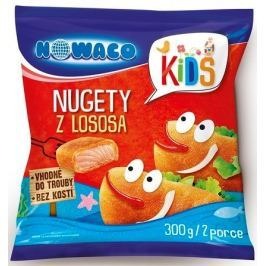 Nowaco Kids Nugety z lososa