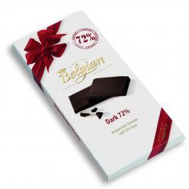 Belgian čokoláda hořká 72%