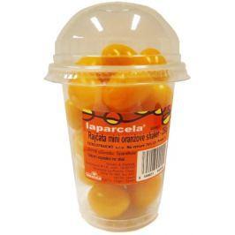 La Parcela Rajčata cherry oválná oranžová, shaker