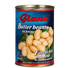 Giana Fazole bílé máslové ve slaném nálevu