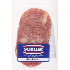 Schiller Tyrolský salám se sýrem krájený