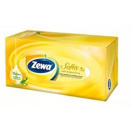 Zewa Softis Soft&Sensitiv papírové kapesníky 4vrstvé 80ks