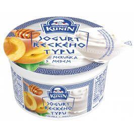 Mlékárna Kunín Jogurt řeckého typu meruňka s medem