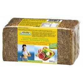 Mestemacher Trvanlivý chléb vícezrnný s žitem, ječmenem a ovsem