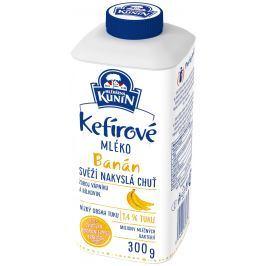 Mlékárna Kunín Kefírové mléko banán