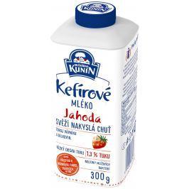 Mlékárna Kunín Kefírové mléko jahoda