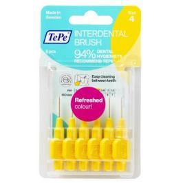 TePe Original 0,7mm mezizubní kartáčky žluté, 6ks