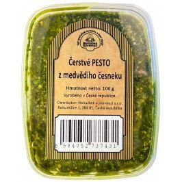 Holoubek a pravnuci Pesto z medvědího česneku