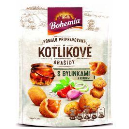 Bohemia Kotlíkové arašídy s bylinkami a kořením