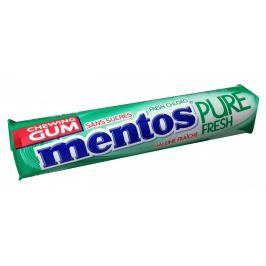 Mentos Spearmint roll žvýkačky