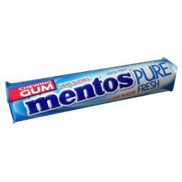 Mentos Fresh Mint roll žvýkačky