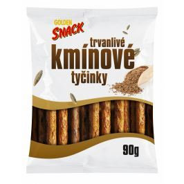Golden snack Trvanlivé tyčinky kmínové