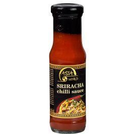 Asia World Sriracha pálivá chilli omáčka