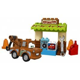 LEGO® DUPLO® 10856 Burákova garáž