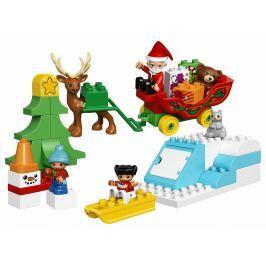LEGO® DUPLO® Town 10837 Santovy Vánoce