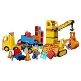 LEGO® DUPLO® Town 10813 Velké staveniště