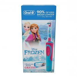 Oral-B Stages Kids Elektrický Zubní Kartáček Ledové Království + Penál