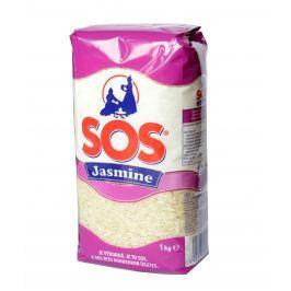 SOS Jasmine rýže jasmínová, loupaná