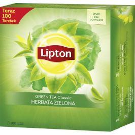 Lipton Lively Classic zelený čaj (100 sáčků)