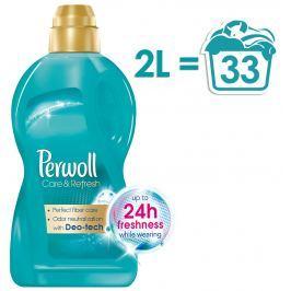 Perwoll Care&Refresh prací prostředek (2l)
