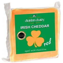 Dublin Dairy Original Irish cheddar red bloček