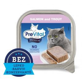 PreVital Premium vanička s lososem a pstruhem