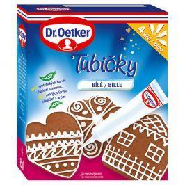 Dr. Oetker Tubičky na zdobení bílé