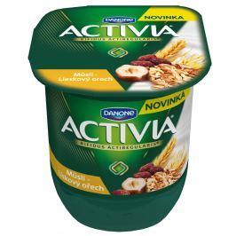 Danone Activia müsli/lískový ořech